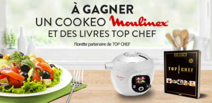 Grand jeu Florette Top Chef 2018 - www.florette.fr
