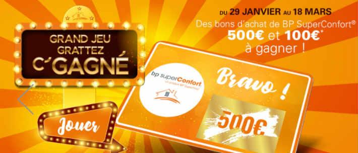www.bpsuperfioul.fr - Grand jeu BP Superfioul