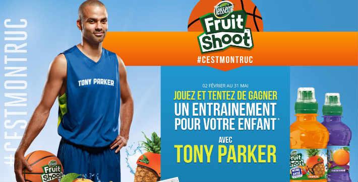 www.tp-fruitshoot.fr - Jeu concours Fruit Shoot Tony Parker