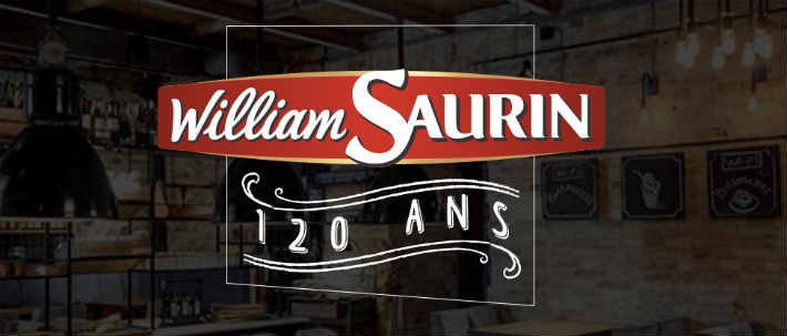 www.jedineavecwilliam.fr - Jeu William Saurin 120 ans