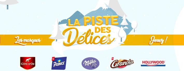 www.lapistedesdelices.fr - Grand jeu pour partir au ski