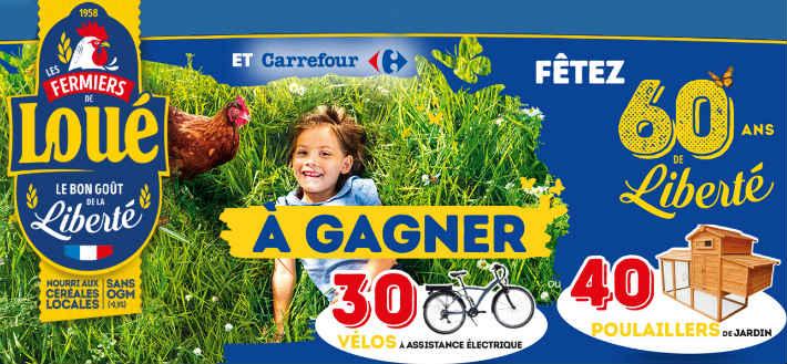 Loue60anschezcarrefour.fr - Jeu concours Loué chez Carrefour